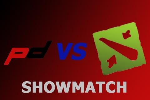 Шоуматч Prodota.ru vs. Dota2lounge.com
