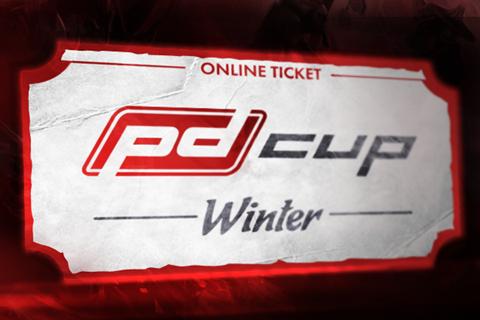 PD Cup Winter: билет в продаже!
