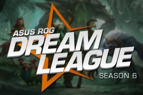 DreamLeague Season 6: плей-офф