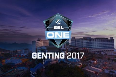 DC — чемпионы ESL One Genting 2017
