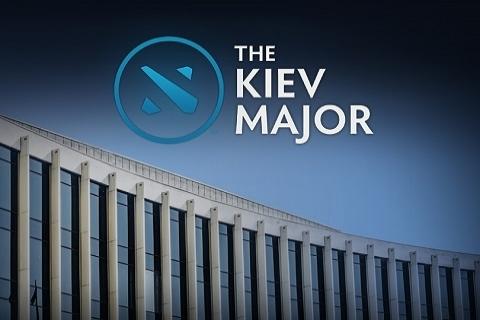 Основной этап The Kiev Major пройдет в апреле