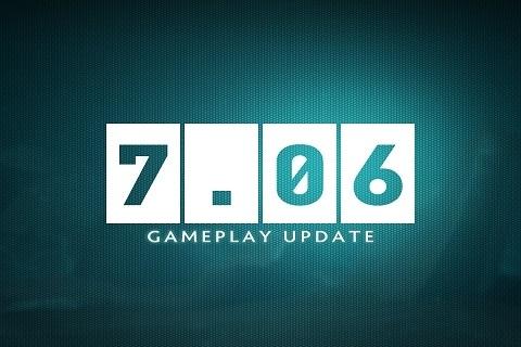 DotA 2: Обновление 7.06