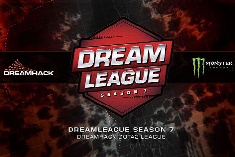 DreamLeague Season 7: плей-офф