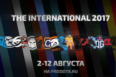 The International 2017: плей-офф