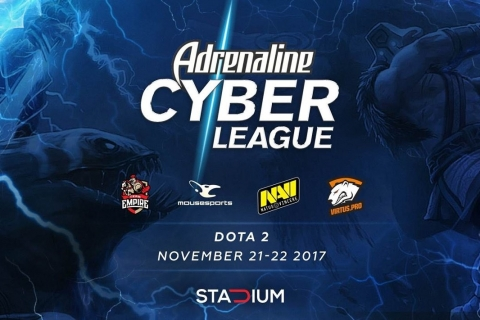 Adrenaline Cyber League: Na