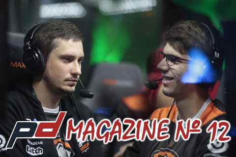 PD MAGAZINE №12 Solo vs Lil | SoNNeikO vs Dendi