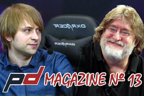 PD MAGAZINE №13 NS vs Cheats | RodjER vs Chappie