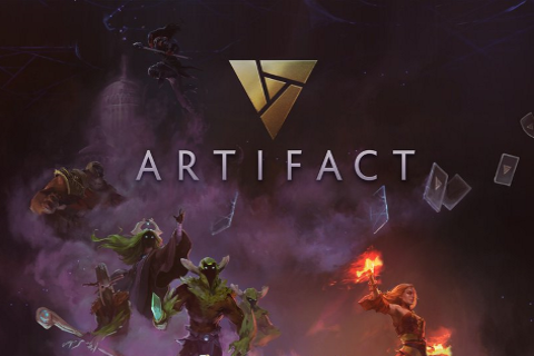 Artifact, новая карточная игра от Valve