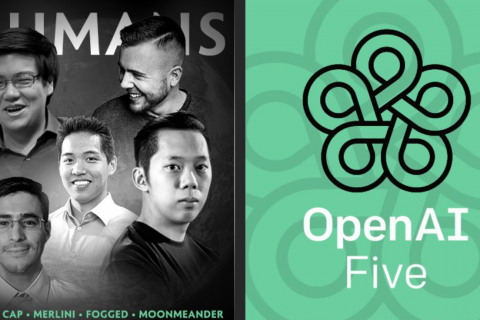 Боты OpenAI разгромили команду людей