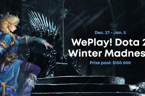 WePlay! Dota 2 Winter Madness Playoff