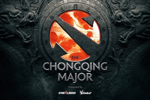 The Chongqing Major Group Stage