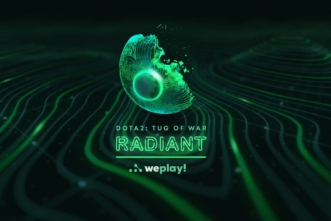 WePlay! Dota 2 Tug of War: Radiant