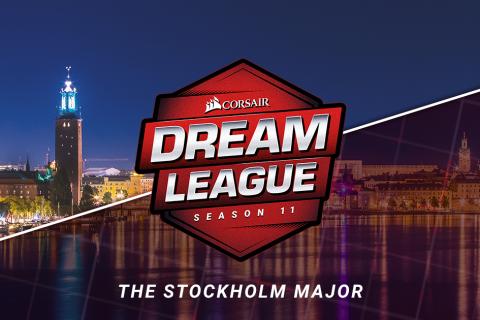 DreamLeague Season 11 Group Stage
