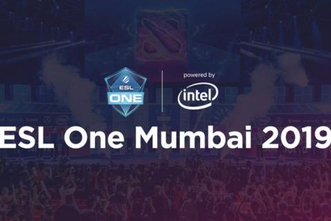 ESL One Mumbai 2019 Group Stage