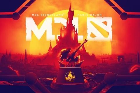 MDL Paris Major Group Stage