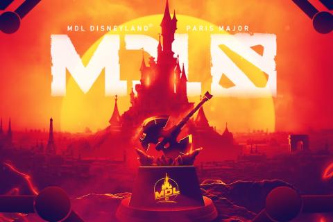 MDL Paris Major Плей-офф