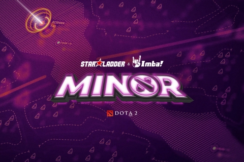 StarLadder ImbaTV Dota 2 Minor Season 2 EU Qualifier