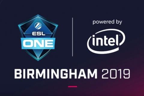 ESL One Birmingham 2019 Group Stage