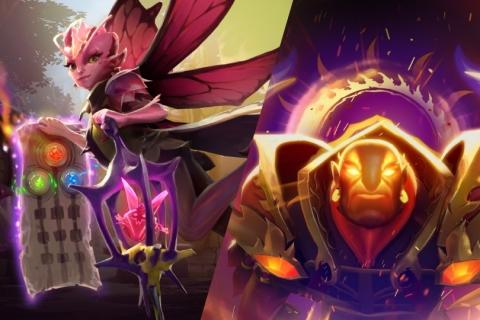Ярость Морокай и Immortal Treasure II. Новый ивент и волна обвинений в сторону Valve