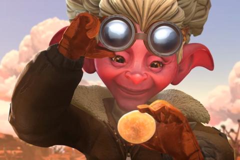 Новый герой в Dota 2 — Snapfire