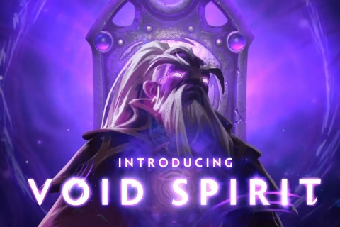Void Spirit пополнит состав героев Dota 2