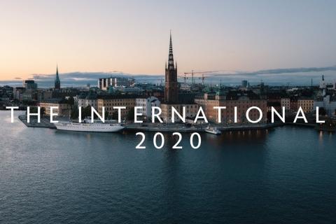 The International 2020 пройдет в Стокгольме