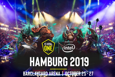 ESL One Hamburg 2019 Group Stage