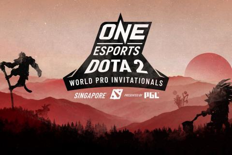 ONE Esports Dota 2 World Pro Invitational Singapore Group Stage