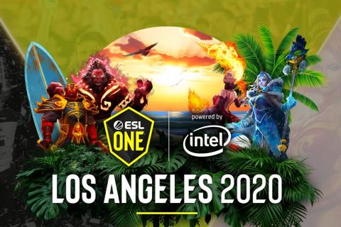 ESL One Los Angeles Major 2020 CIS Closed Qualifier Плей-офф