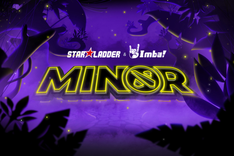 StarLadder ImbaTV Dota 2 Minor Season 3 Europe Qualifier