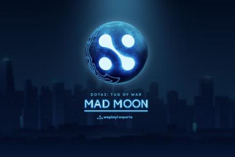 WePlay! Dota 2 Tug of War: Mad Moon Плей-офф