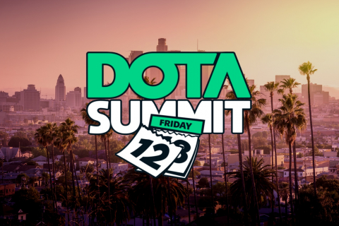 Dota Summit 12 Group Stage
