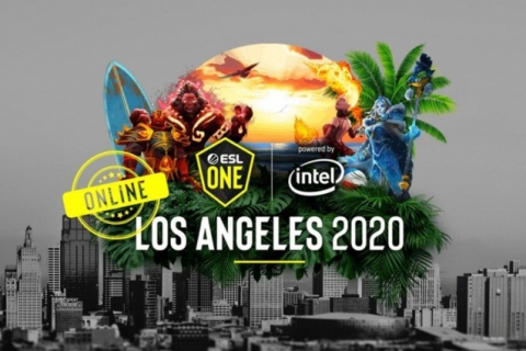 ESL One Los Angeles 2020 Online: Europe & CIS Main Stage