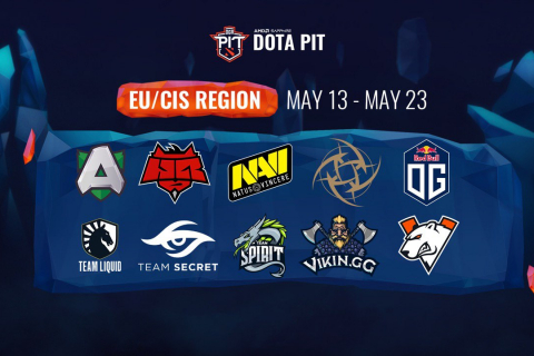 OGA Dota PIT 2020 Online Group Stage