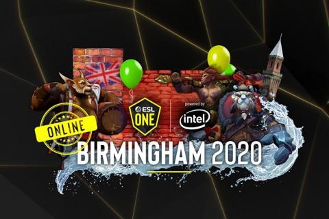 ESL One Birmingham 2020 Main Stage