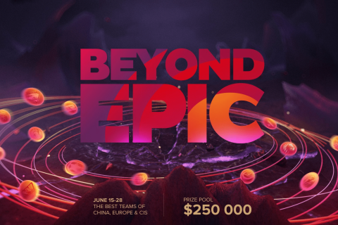 BEYOND EPIC Main Stage