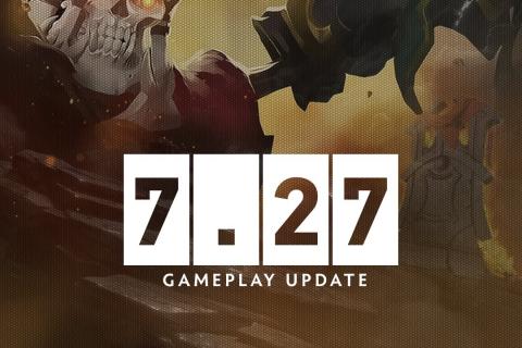 Патч 7.27