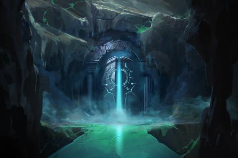 В Dota 2 начался ивент «Лабиринт Аганима»