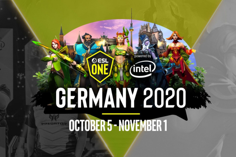 ESL One Germany 2020 Main Stage