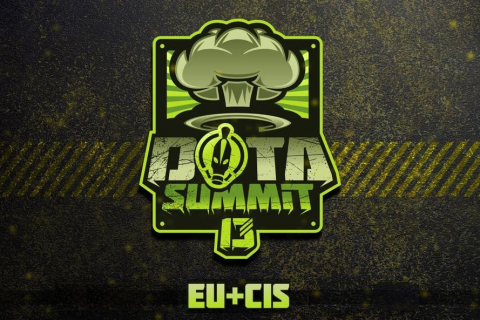 DOTA Summit 13 Online: Europe & CIS Плей-офф