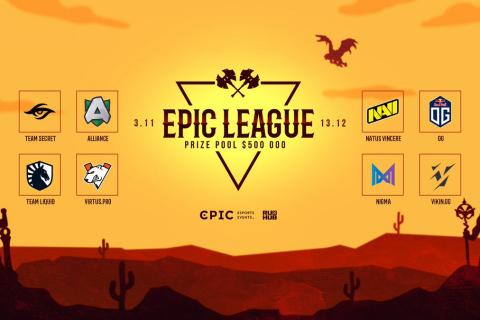 EPIC League Division 1 Playoffs