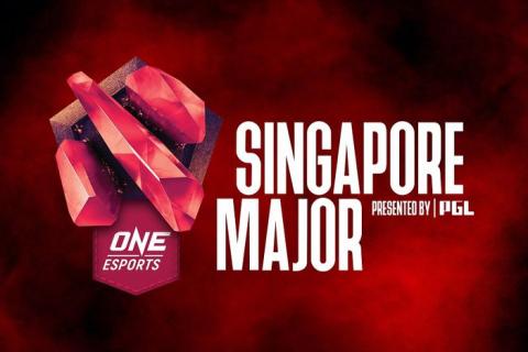 ONE Esports Singapore Major 2021 Плей-офф