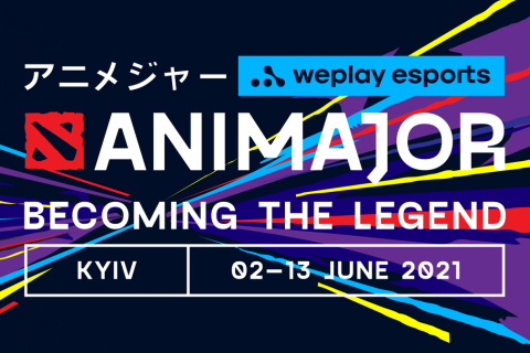 WePlay AniMajor Group Stage