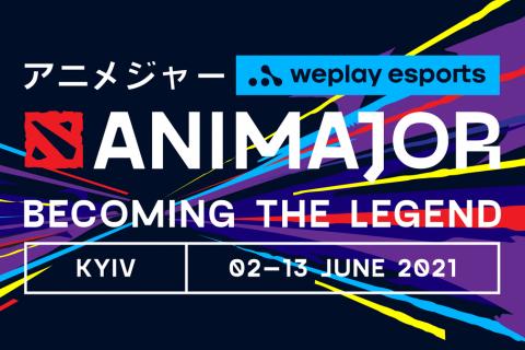 WePlay AniMajor Плей-офф